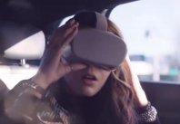 Virtualna resničnost kar v avtu