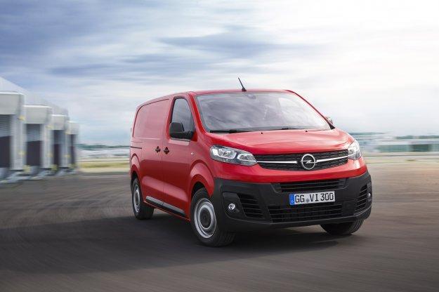 Opel Vivaro tretje generacije