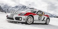 Porsche se vrača v WRC!