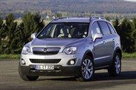 Posodobljena Opel Antara