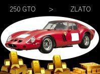 Ferrari 250 GTO vreden več kot zlato