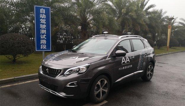 Francozi »brez rok« po kitajskih cestah