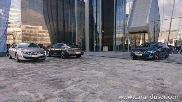 Peugeotu 508 lenta za najlepšega