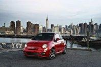 Fiat se v Združene države vrača z novim Fiatom 500