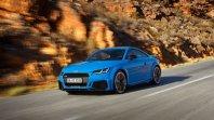 Osvežitev za Audi TT RS