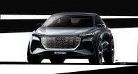 Audi bo v Ženevo pripeljal Q4 e-tron