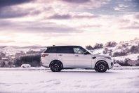 Novi Range Rover Sport HST
