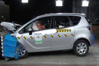 Opel Merivi pet zvezdic