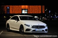 Mercedes CLS 350d 4Matic
