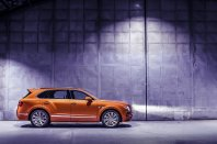 Bentley Bentayga Speed – najhitrejši SUV!