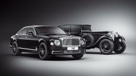 Bentley v Ženevi 2019