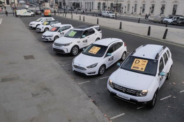 Nov indeks škodljivosti vašega vozila