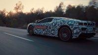 McLaren gradi GT-ja s sredinsko nameščenim motorjem