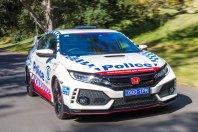 Avstralska policija z ultimativnim Civicom