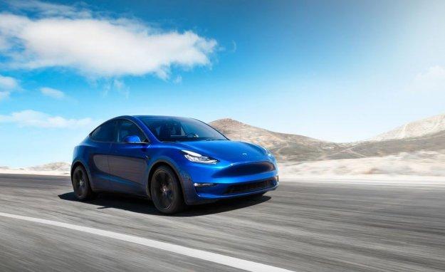 Prihaja Tesla Model Y s 7 sedeži in skoraj 500 km dometa