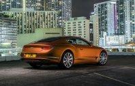 Bentley Continental GT tudi z osmimi, valji namreč