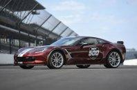 Corvette Grand Sport bo »varnostnica« na Indy 500