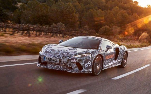 McLaren razkriva »nova pravila«