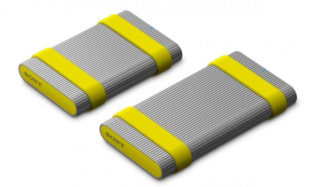 Sony SSD SL-M in SL-C