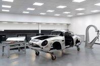 Ekselenca iz pepela – modernizirani DB4 GT Zagato
