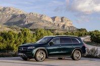 Novi Mercedes-Benz GLS ali razred S med SUV-ji