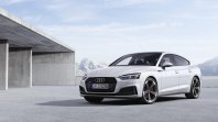 Audi S5 z lahkim hibridnim dizlom