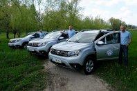 Dacia tudi v letu 2019 z GRZS