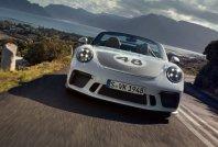 Nov paket »dediščine« za 911 Speedsterja