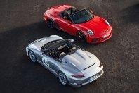 911 Speedster gre v serijsko proizvodnjo
