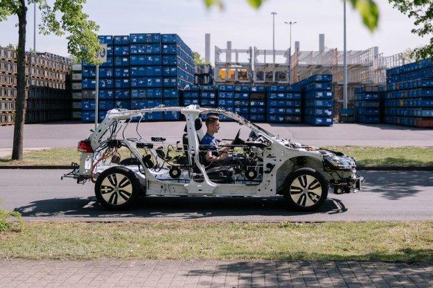 VW eGon