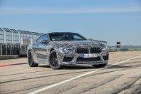 Novi BMW M8 z izbiro programa zaviranja