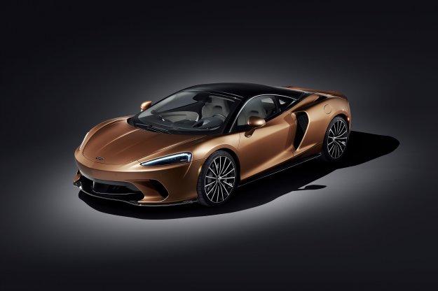 Novo: McLaren GT