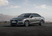 Audi predstavlja prenovljena A4 in S4