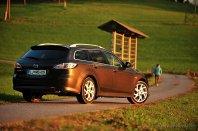 Mazda 6 Sport Combi CD 163 GTA