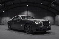 Rolls-Royce predstavlja Wraitha Eagle VIII