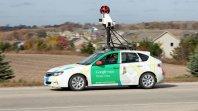 Google Street View ponovno v Sloveniji