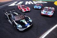 Fordova počastitev 24 ur Le Mansa