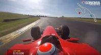 Ko po dirkališču zapodite legendarni F1 dirkalnik