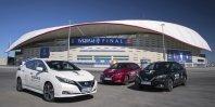 Liga prvakov skozi Nissanove oči