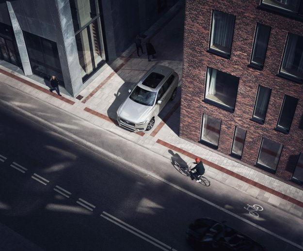 Volvo in POC skupaj za večjo varnost kolesarjev