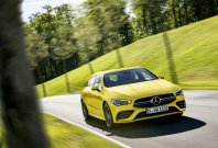 Mercedes AMG CLA35 Shooting brake