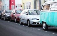 Težave s parkiranjem?