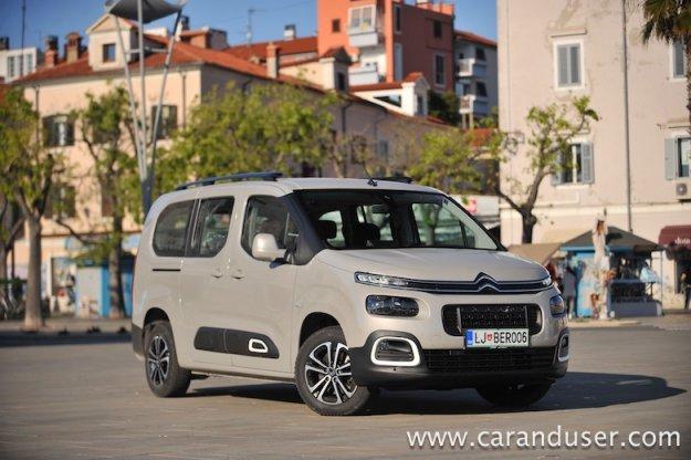Citroën Berlingo Feel XL 1.5L BlueHDi 130 S&S BVM6