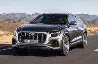 Novo: Audi SQ8 z V8 dizlom!