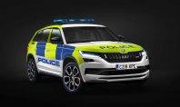 Policijski Kodiaq vRS
