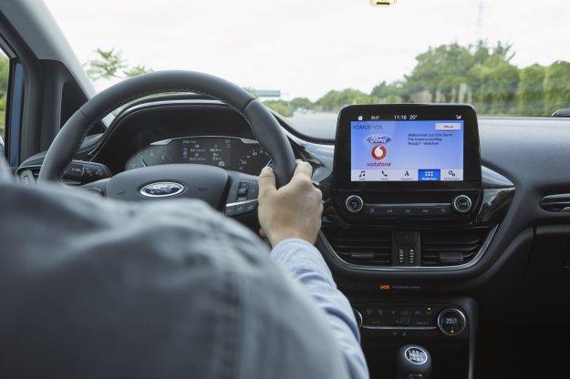 Ford bo pomagal povrniti izgubljeni čas …