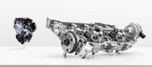 Hyundai predstavlja izboljšan bencinski agregat