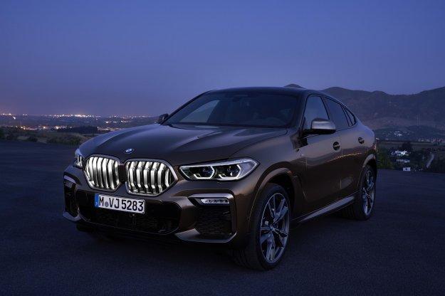 Novo: BMW X6 (2019)