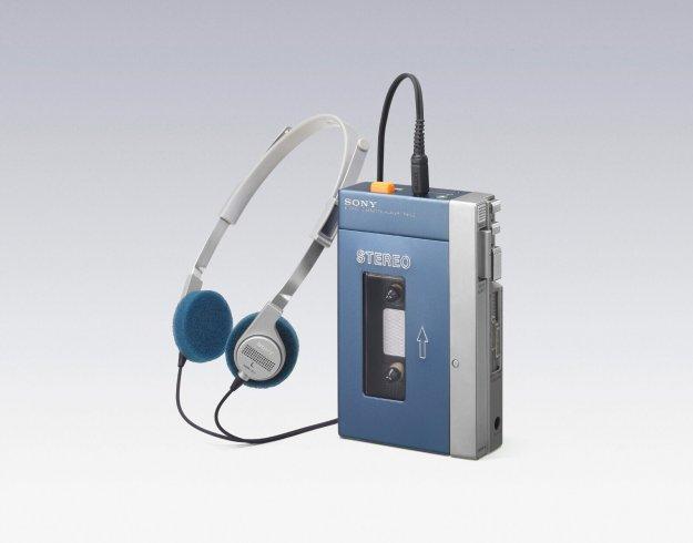 Walkman praznuje 40 let!