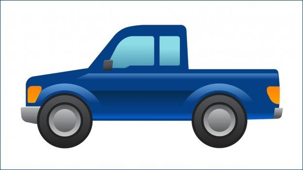 Ford pošilja pickup emojija